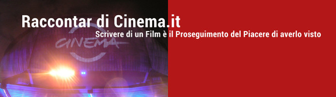 Homepage Raccontardicinema.it