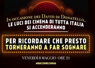 #riaccendilcinema-david-di-donatello-2020